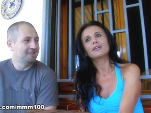 Soraya In Video Interview Porno With Soraya  - Mmm100