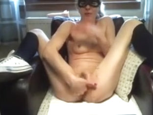 Masked Camgirl