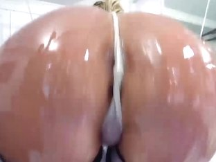 Bubble Butt Phoenix Marie Gets All Her Holes Filled Properly