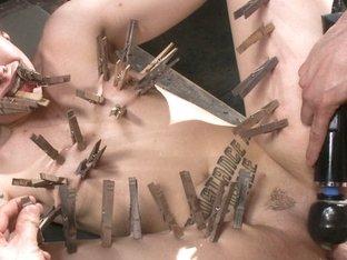 Amazing Fetish, BDSM XXX Movie With Horny Pornstar Elizabeth Thorn From Dungeonsex