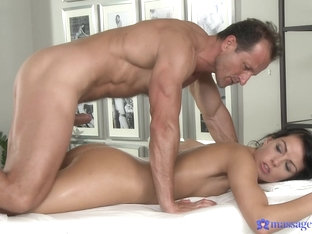 Horny Pornstars George, Sunny Jay In Hottest Massage, Creampie XXX Clip