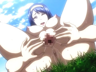 Anime Movie Where She Fingers Herself, Goes Outside And Pees
