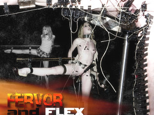 Damon Pierce & Sarah Jane Ceylon In Fervor And Flex - Devicebondage