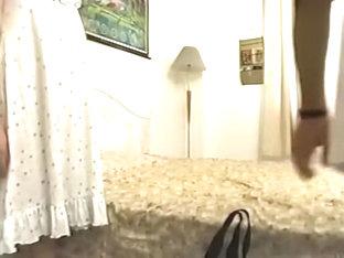Skinny Slut Fingered Hard In Hidden Cam Massage Video