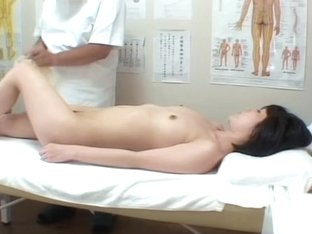 Beautiful Japanese Fucked Hard In Hidden Cam Massage Video