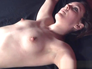Bonded Sub Tits And Pussy Slapped By Mistress