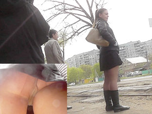 Another Great Video From The Upskirt Collection