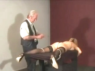 Caning And Flogged