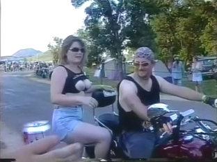 biker chick orgie
