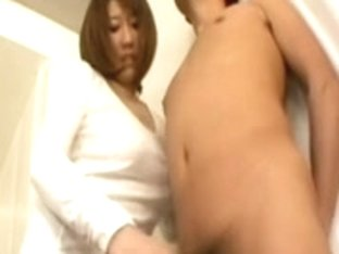 Censored Asian Assjob Movie
