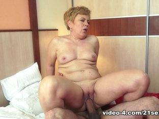 Crazy Pornstar Horny Granny In Fabulous Grannies, Big Ass Adult Clip