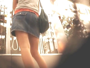 I Spied Upskirts In Public And In The Changing Room