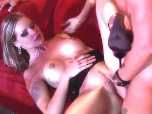 Horny Pornstars Liz Honey And Chloe Delaure In Amazing Lingerie, Blonde Sex Video