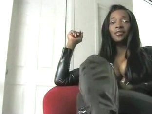 Amazing Homemade Solo Girl, Black And Ebony Sex Scene