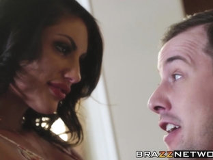 Nicole Aniston And Her Husband Bang With Cute August Ames