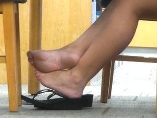 Candid Feet #14