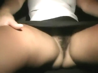 She Exposed Her Pussy While She Danced