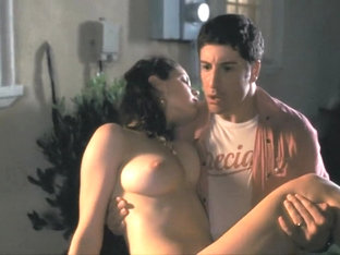 Ali Cobrin Topless In 'american Reunion'
