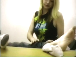 Hottest Homemade Fetish, Foot Worship Adult Video