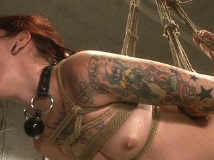 Incredible Fetish, Tattoos XXX Clip With Fabulous Pornstars Mickey Mod And Krysta Kaos From Dungeo.