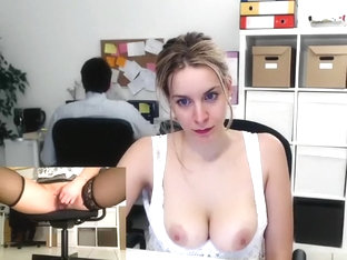 Tiffany Destroyed By Her Ohmibod Part1