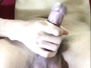 Jerking At Office