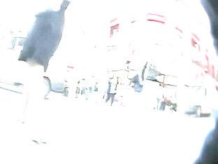 Camera Man Captures Some Babes Upskirt