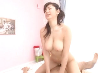 Fabulous Japanese Slut Yuma Asami In Horny Cumshots, Interview Jav Clip