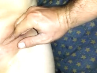 Hubby Makes My Hot Pussy Squirt Fingering My Pussy Deep