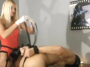 Natalie Dark And Her Penis Fuck Toy