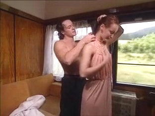 Monika Kiss Sex On The Train