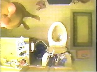 Voyeur Spy Cam Filmed A Sexy Vixen Stripping