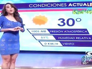 Yanet Garcia - Mexican Hot Weather Girl