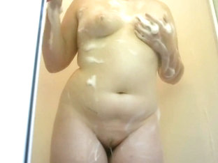 Getting Dirty In The Shower ♥ Cute Teen Masturbating In The Shower