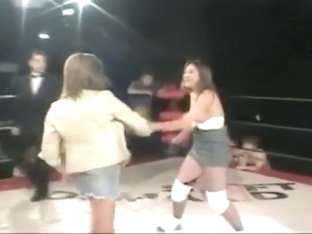 Japan Catfight Ring
