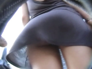 Cute Perfect Bubble Butts Caught On Voyeur Upskirt Videos