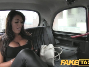 Faketaxi: Breasty Milk Sacks And Oral-service Lips