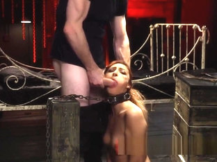 Extreme Brutal Bondage And Little Teen Big Black Dick Poor L