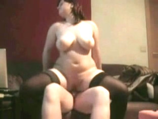 Fat Chubby Teen Riding Cock And Swallowing Cum On Hidden Cam