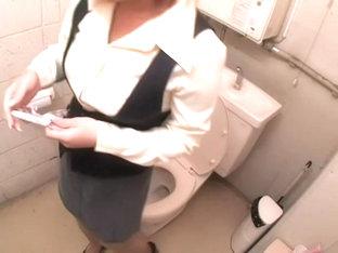 Redhead Japanese Slut Pisses And Fucks In This Video