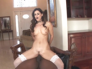 Fabulous Pornstar India Summer In Best Interracial, Lingerie XXX Scene