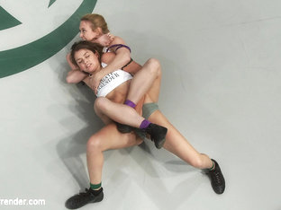 Darling 'the Grappler' (2-0)vsallie 'the Hazer' Haze (0-0) - Publicdisgrace