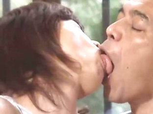 Japanese Kissing - Deep Hard Tongue Kiss Mix