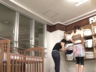 Best Asian Booties From The Changing Room Voyeur Cam Pk08