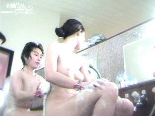Cam Approached Closely To The Hard Japanese Nipples 03009