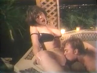 Sexy Brunette Sucks On Guys Full Shaft In Her Mouth In A Jacuzzi