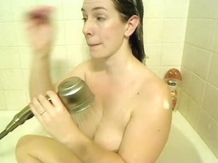 Soapy Big Tits And Ass In A Shower