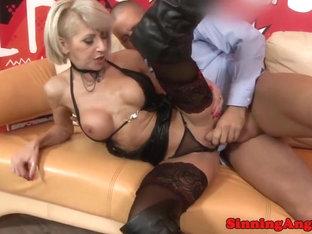 Best Pornstar In Horny Pornstars, Stockings Porn Video