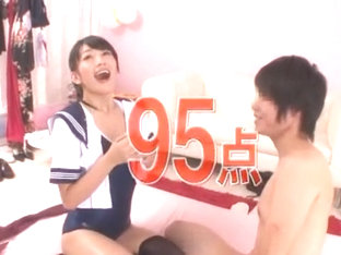 Horny Japanese Chick Sho Nishino In Amazing Fetish, Stockings/pansuto Jav Scene