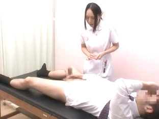 Exotic Homemade Nurse Sex Clip